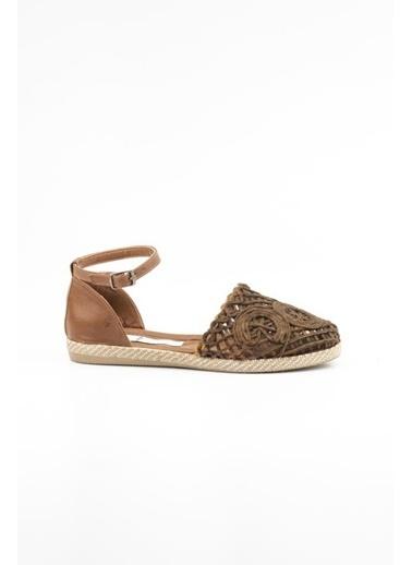 Tripy Sandalet Haki